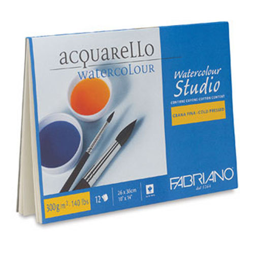 Fabriano Watercolour Studio - View Specifications & Details