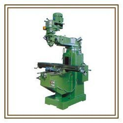 Vertical Milling Machine Suppliers Manufacturers