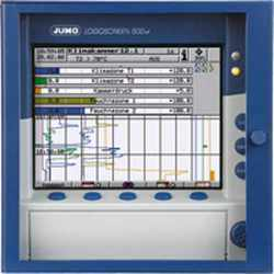 Jumo Logoscreen 500CF Paperless Recorder