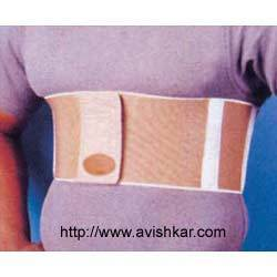 Elastic Rib Support With Removable Splints