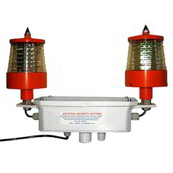 Low Intensity Aviation Obstruction Warning Lights Twin Type
