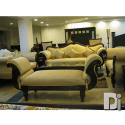 High Quality Designer Wooden Sofa Sets