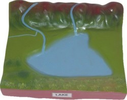 Lake For Model of Geographical Term