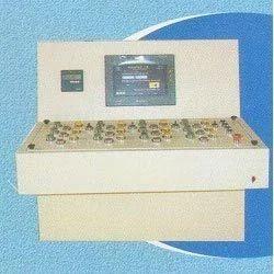 PLC Control Desk Panel