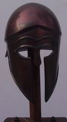 Corinthian Helmet In Blue Finish