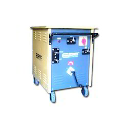 200 Amp To 600 Amp Two Phase ARC Welding Transformer