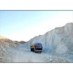 Soda Feldspar Mine At Tonk