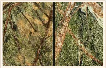 Forest Green Polished Marble Stone, Thickness: 0-5 mm
