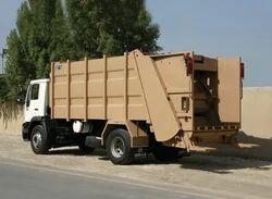 Garbage Compactor 16 CBM