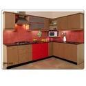 Sleek Modular Kitchen