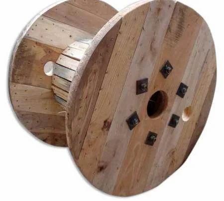 Kartik Wood Works Hyderabad Manufacturer Of Wooden Cable Drums And Wooden Pallets
