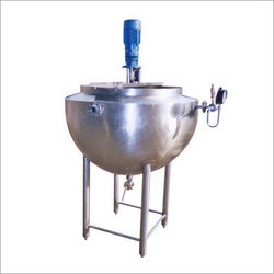 Heating Kettle and Boiler