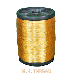 Manufacture threads and thread products