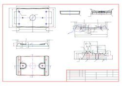 2D Drafting Services (CAD Drawings)
