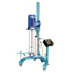 High Speed Stirrer With Hydraulic Stand