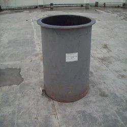 Metal Dosing Tanks