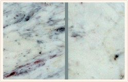 Purple White Marble Polished Marble Stone