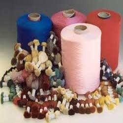 Exporter of B C F Yarn & Synthetic Yarn by Anjali