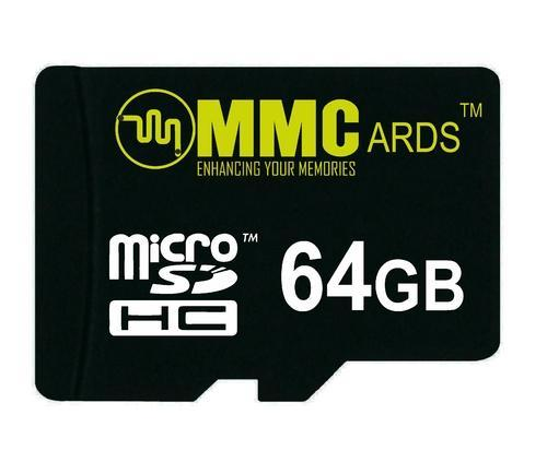 64GB Micro SD Memory Card