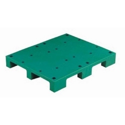 HDPE Non Rackable Plastic Pallets
