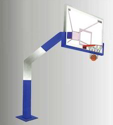 Basketball Pole Square Pipe Umbrella System 20mm