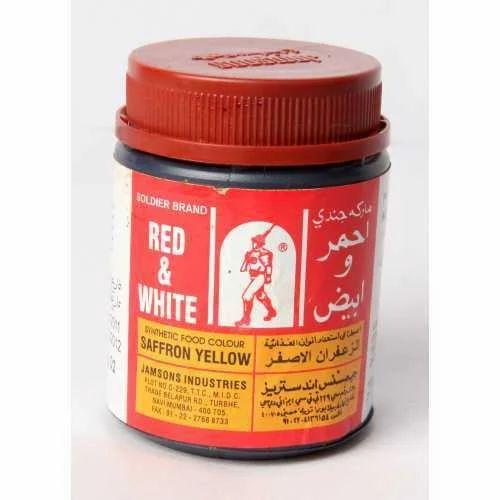 Red And White Food Colors, सिंथेटिक फूड कलर - Jamsons ...