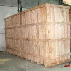 Hard Wood Wooden Jumbo Boxes, Weight Holding Capacity(Kg): >1000 Kg