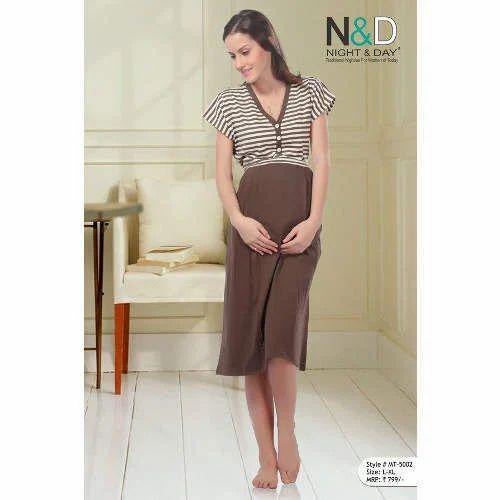 645b95fb03 Maternity Nighties - Maternity Nightgowns Manufacturer from Mumbai