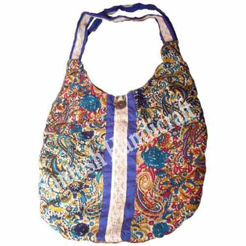 662d43ba4e51 Ladies Handbags - Fabric Handbag Exporter from Delhi