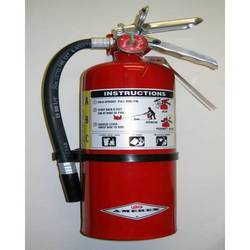 Use Of Fire Extinguishers