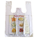 Multi Color Plain And Printed Carry Bags, For Shopping And Grocery