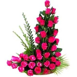 40 pink rose flower bouquet sharanpur road nashik pushpmilan 40 pink rose flower bouquet mightylinksfo