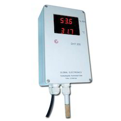 Digital Humidity and Temperature Indicator