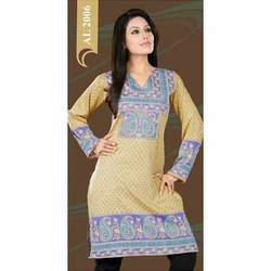 Cotton Kurti Tops