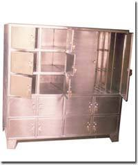 Blister & Strip Change Part Cabinet (SS)