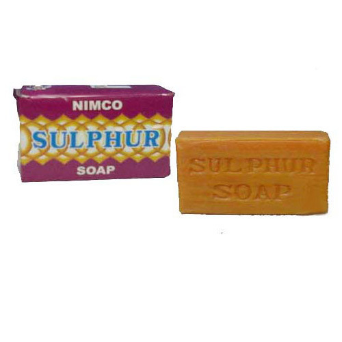 Nimco Sulphur Soap, Personal Care & Cosmetic Products