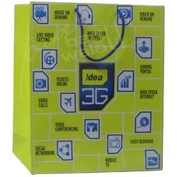 Duplex Board Gloss Laminated Bag