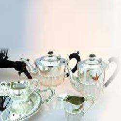 Queen Anne Coffee Set