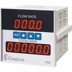 Digital Flow Rate Indicator
