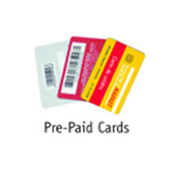 Pre- Paid Cards
