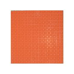 Refelctive Chequered Cement Tile