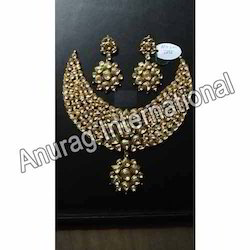 22Kt Kundan Necklace Sets