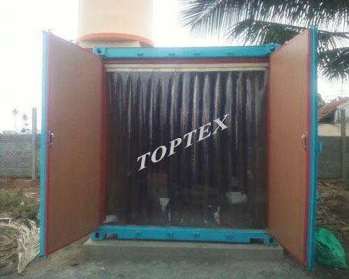 Cold Room Door & Freezer Curtains - Freezer Curtains Manufacturer from Coimbatore