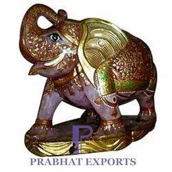 Semi Precious Elephant