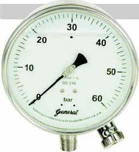 Pressure Gauges Liquid Filled Pressure Gauges
