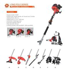 Trimmer and Chain Saw - Double Side Blades Hedge Trimmer