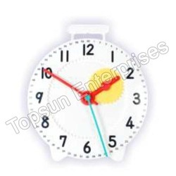 Geared Teacher Clock