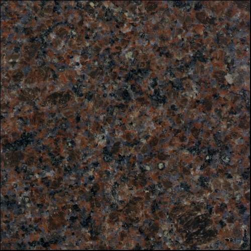 Dark Tan Brown Granite