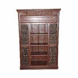 Wooden Bookshelf M-0895
