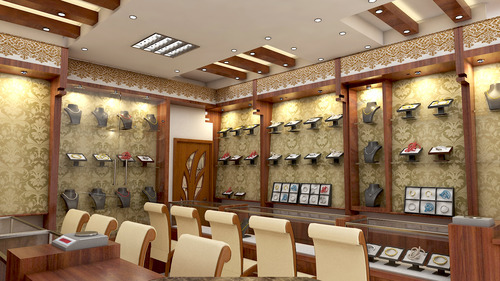 Jewellery Showroom View Specifications Details of Jewelry